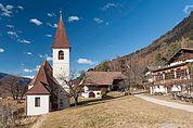 Wallfahrtskirche St. Martin in Glaning