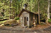 Die Waldkapelle in Sexten Außerberg