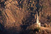 St. Georg am Kofel bei Bozen