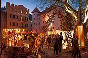 Weihnachtsmarkt in Glurns