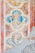 Fresko bei St. Ulrich in Oberplars