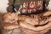 Leichnam Christi im Grabe