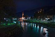 Klausen by night