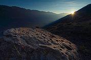 Die Löchlplatte am Naturnser Sonnenberg