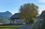 Alter Bauernhof am Ritten