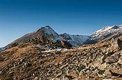 Berglandschaft am Atzboden