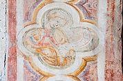 Fresko von St. Ulrich in Oberplars