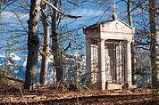 Grabdenkmal in Maria Himmelfahrt am Ritten