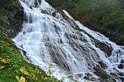 Wasserfall Drei Brunnen