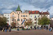 Rathaus am Domplatz Brixen