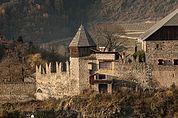 Der Hexenturm von Schloss Summersberg