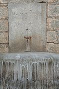 Brunnen in der Oberen Festung