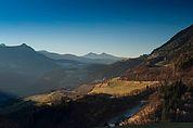 Landschaft bei Barbian