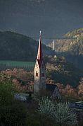 Kirchturm Aicha