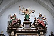 Altarfiguren in der Frauenkirche Brixen