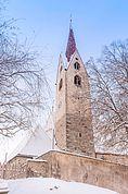 Die Pfarrkirche St. Martin in Gufidaun