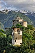Kapelle und Schloss Annenberg