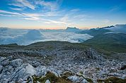 Blick vom Monte Pez