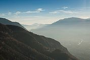 Bozen und Berge des Südens