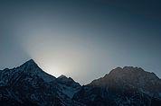 Berg-Leuchten