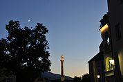 Abendhimmel in Brixen