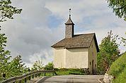 Heilig-Kreuz Kirche in Pilleseit, Burgeis