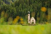 St. Johannes im Villnößtal