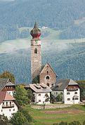 St. Nikolaus auf dem Ritten
