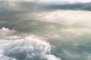 Der Puflatsch im Nebelmeer