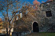 Ringmauer von Schloss Summersberg