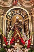 Die Schwarze Madonna in Maria Saalen